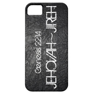 Jehovah Jireh bible verse Genesis 22:14 iPhone SE/5/5s Case