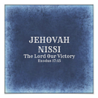 Jehovah nissi gifts on zazzle for Jehovah nissi