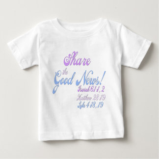 Jehovah's Witness Good News Baby T-Shirt