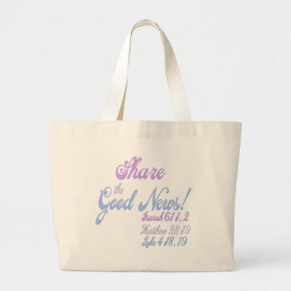 Jehovah's Witness Good News Bags