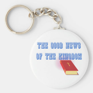 Jehovah's Witness Good News Keychains