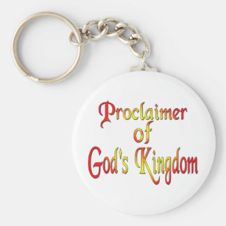 Jehovah's Witness Key Chain