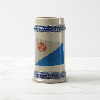 Jeju-do Waving Flag Coffee Mug