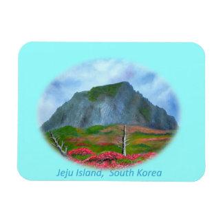Jeju Island Korea (제주도) Magnet