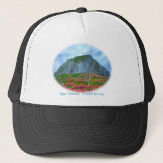 Jeju Island Korea (제주도) Trucker Hat