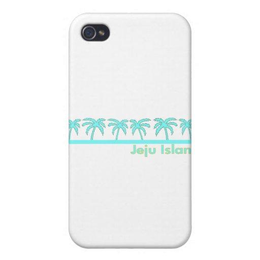 Jeju Island, South Korea Covers For iPhone 4