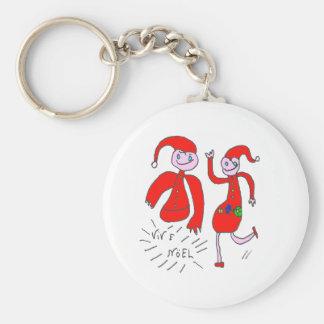 JEJUMIJY CHRISTMAS 1.png Keychain