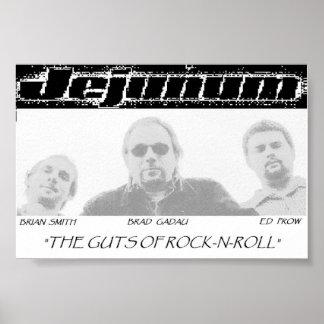 jejunum wall poster