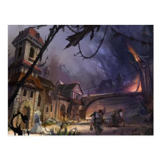 Jeklynn Heights Postcard