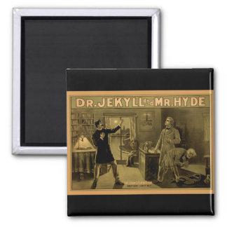 Jekyll & Hyde - Magnet #1