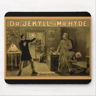 Jekyll & Hyde - Mousepad mousepad