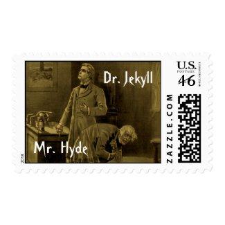 Jekyll & Hyde - Postage #1 stamp