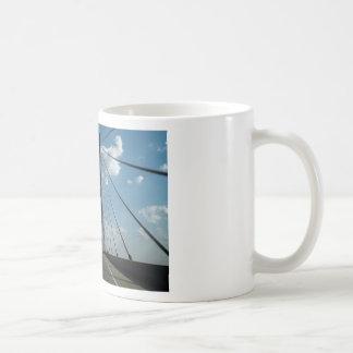 Jekyll Island Cable Bridge Coffee Mug