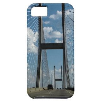 Jekyll Island Cable Bridge iPhone SE/5/5s Case