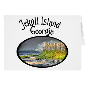 Jekyll Island Card