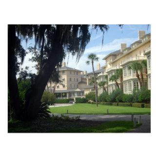 Jekyll Island Club House Postcard