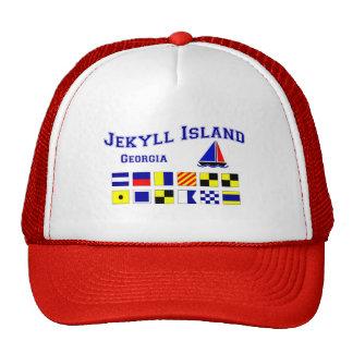Jekyll Island, GA Trucker Hat