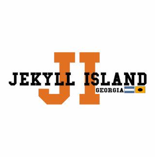 Jekyll Island. Photo Cutout