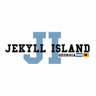 Jekyll Island. Photo Statuette