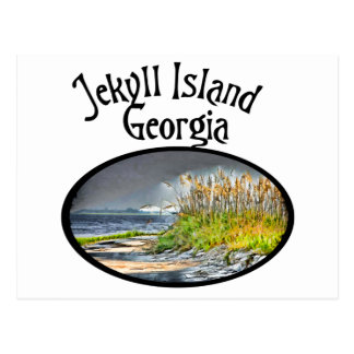 Jekyll Island Postcard