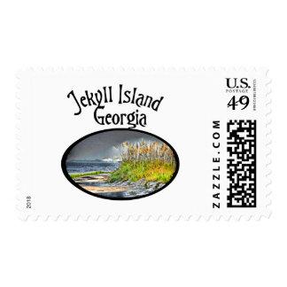 Jekyll Island Stamp