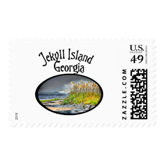 Jekyll Island Stamps