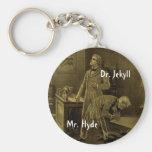Jekyll y Hyde - llavero #1