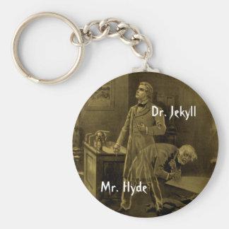 Jekyll y Hyde - llavero 1