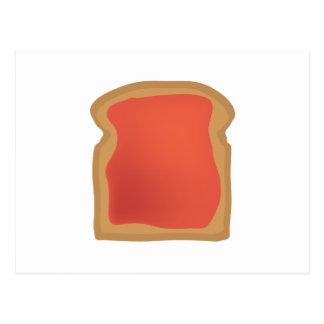Jellied Bread Postcard