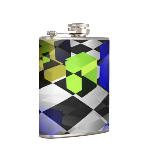 Jello Cubes Hip Flask