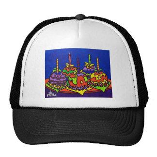 Jelly Apples 2 by Piliero Trucker Hat