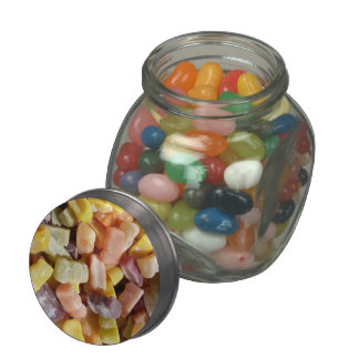 Jelly babies jelly belly candy jars