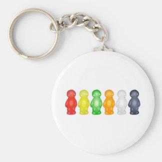 Jelly Babies Keychain