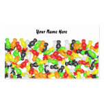 Jelly Baby Wallpaper, Your Name Here Business Card