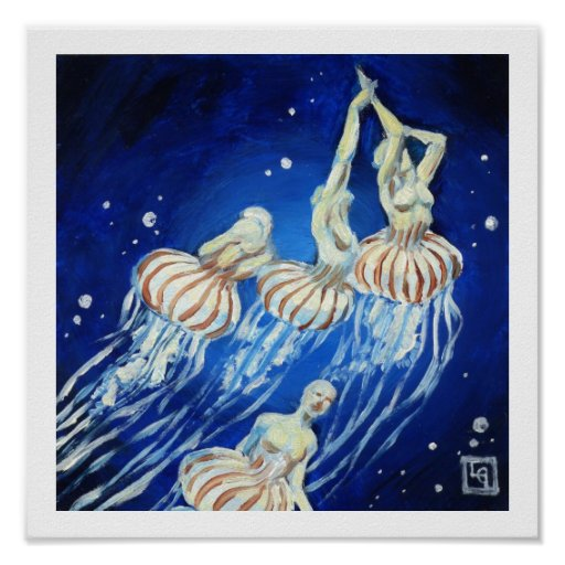 Jelly Ballet Poster