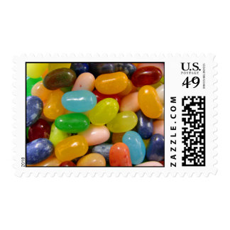 Jelly Bean 1st Class Postage Stamp