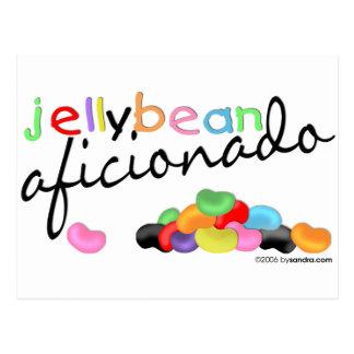 Jelly Bean Aficionado Postcard