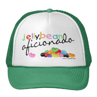 Jelly Bean Aficionado Trucker Hat