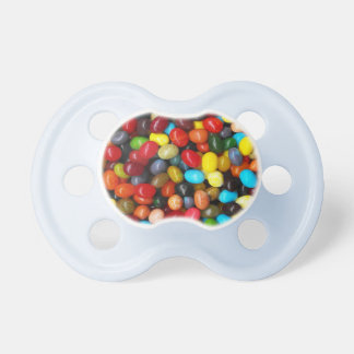 Jelly Bean Baby Pacifier
