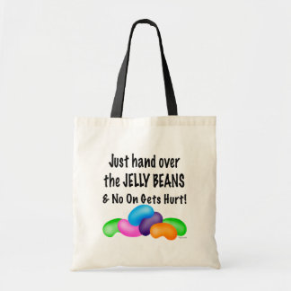 Jelly Bean Budget Tote Bag