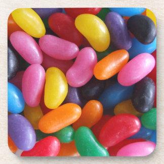 Jelly Bean Coaster