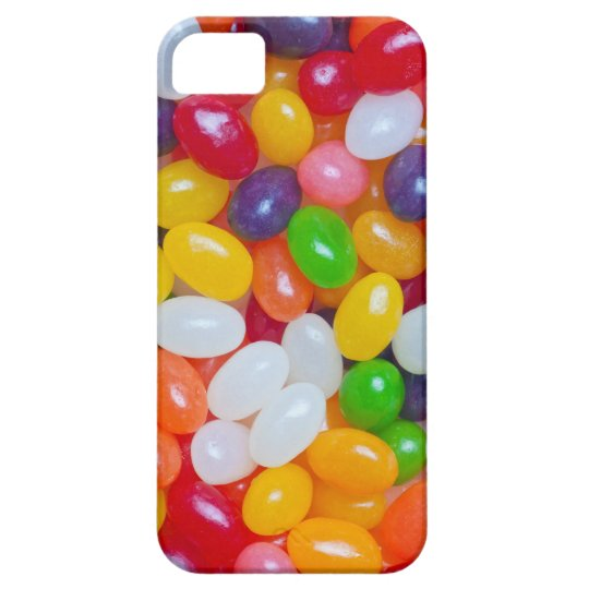 Jelly Bean - Easter Jellybeans Background Template iPhone SE/5/5s Case