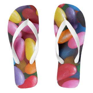 Jelly Bean Flip Flops/Thongs Flip Flops