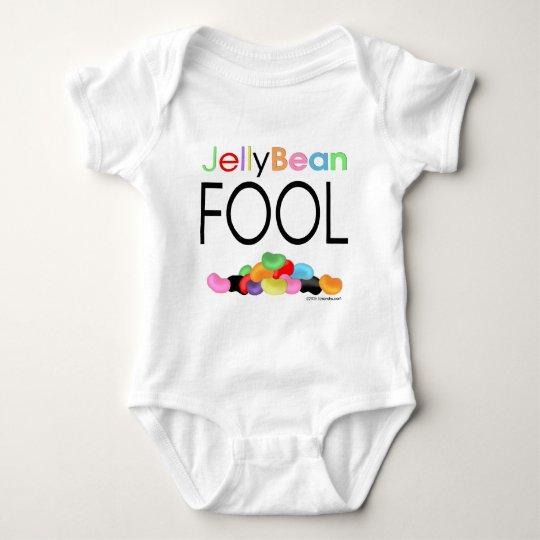 Jelly Bean Fool Baby Bodysuit