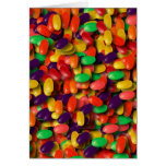 Jelly Bean Heaven Greeting Cards
