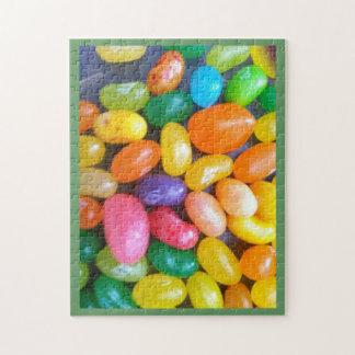 Jelly Bean Jigsaw Puzzle