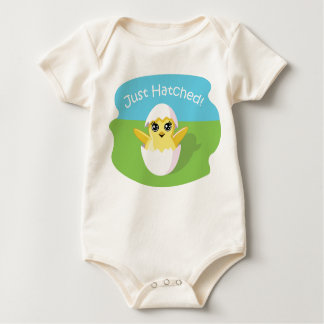 Jelly Bean Just Hatched Baby Bodysuit