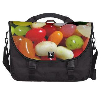 Jelly bean laptop bag
