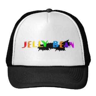 Jelly Bean logo Trucker Hat