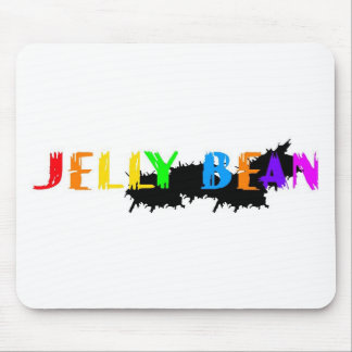 Jelly Bean logo Mouse Pad